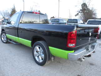 2006 Dodge 1500 Regular Cab Long Bed SLT