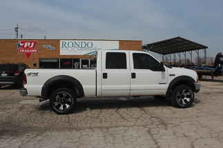 2001 Ford F250 Crew Cab Short Bed XLT