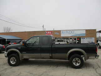 2003 Ford F250 Extended Cab Long Bed Lariat