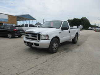 2007 Ford F250 Regular Cab Long Bed XL