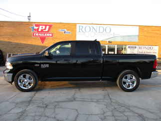 2019 Dodge 1500 Crew Cab Short Bed SLT