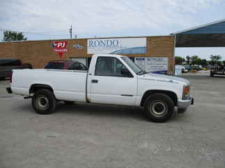 1994 GMC 2500 Regular Cab Long Bed Sierra
