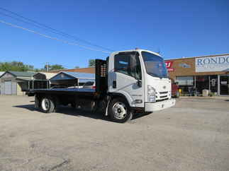 2017 Chevy 4500XD Regular Cab Flatbed Cab forward