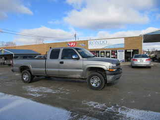 2001 Chevy 2500HD Extended Cab Long Bed LS
