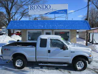 2004 Ford  F250 Extended Cab Short Bed XLT