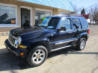 2006 Jeep Liberty 4 Door SUV   Limited