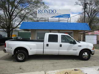 1999 Ford F350 Crew Cab Long Bed Lariat