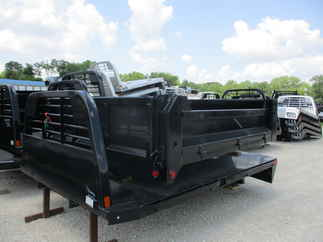 New CM 9 x 97 DP Flatbed Truck Bed