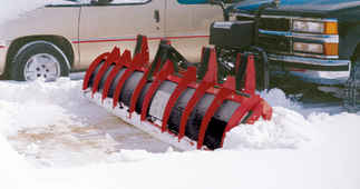 New Hiniker 8 C-Plow Compression Spring Trip Poly Snowplow, Model:8802, QH2