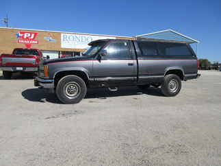 1992 GMC 2500 Regular Cab Long Bed