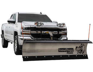 "NEW SnowDogg Plow (Buyers) 68"" Medium Duty (MD68) -- LAST ONE of Gen 1, 10% off while supplies last."