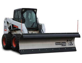 New Buyers SKTE80 Model,  Stainless Steel Straight Blade, Skid Steer
