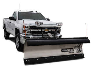"NEW SnowDogg Plow (Buyers) 76"" Trip Edge (TE75) -- Limited Qtys of Gen 1, 10% off while supplies last."