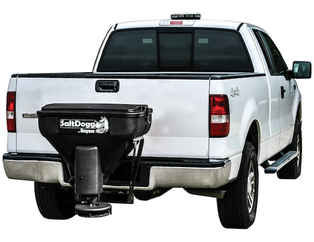 Special Sale Price on NEW SaltDogg (Buyers) Tailgate Spreader, Low-Profile w/Auger, 3 cu ft. Payment must be cash or check.
