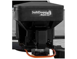 Special Sale Price on NEW SaltDogg (Buyers) Tailgate Spreader, Low-Profile w/Auger, 8 cu ft. Payment must be cash or check.