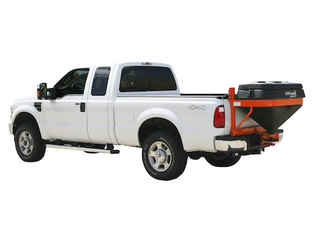 Special Sale Price on NEW SaltDogg (Buyers) Tailgate Spreader, Low-Profile, 10.79 cu ft. Payment must be cash or check.