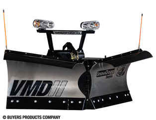 "NEW SnowDogg Plow (Buyers) 76"" V-Plow Medium Duty Gen 2 (VMD75II)."