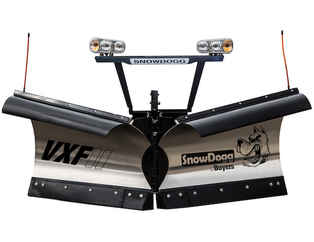 "NEW SnowDogg Plow (Buyers) 96"" Flared V-Plow Extreme Duty Gen 2 (VXF95II)."